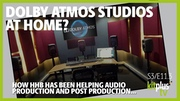 Why not install a Dobly Atmos Studio at home?